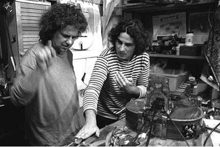 Paolo e Pat (Liuteria Stanzani, Bologna 2003)